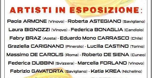 Fabrizio Gavatorta a ARTISTIKA  ART ZONE by Papito Project – Vinovo – 1 giugno