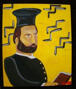 Giorgia Di Lorenzo  il pope ebreo
