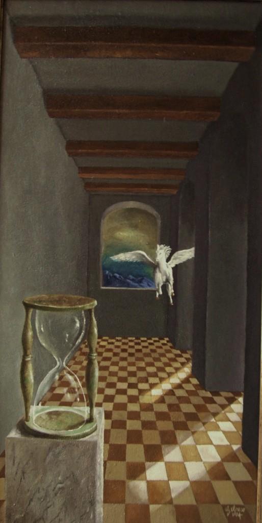 Giovanni Greco  interno anacronistico