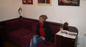 Desislava Anakieva a La Quadrata 2014