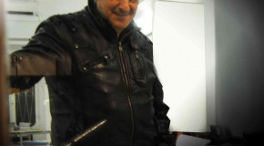 Federico Lischi a La Quadrata 2014