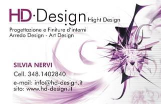 silvia nervi hd design