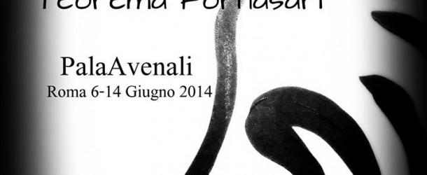 Teorema Fornasari  PalaAvenali di Roma 07/06 – 14/06