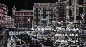 Effetto Venezia 2014 con Galleria Il Melograno presso la sede di Austral Viaggi