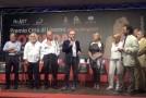 I partecipanti al Premio Rotonda Livorno 2014