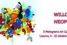 WILLOW  NEOPOP Il Melograno Art Gallery – Livorno – 04/10 – 10/10