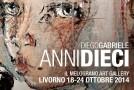 Diego Gabriele Anni Dieci Il Melograno Art Gallery 18/10 – 24/10