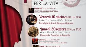 Recital pianistico di Giuseppe Albanese – Goldonetta – Livorno – 10 ottobre