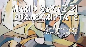 Mario Gavazzi Forme Criptate Il Melograno Art Gallery Livorno 29/11 – 05/12