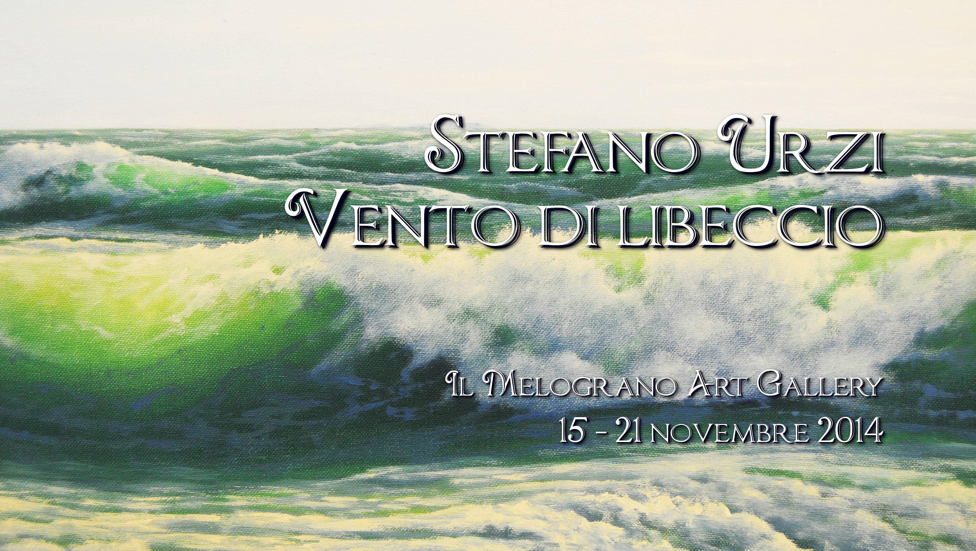 Stefano Urzi Il Melograno arte Livorno
