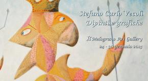 Stefano Carlo Vecoli Personale alla galleria Il Melograno – Livorno 24/01 – 30/01