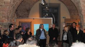 Mostra dell'Associazione Ro-Art –  Fortezza Nuova – Livorno – 17/01 – 25/01