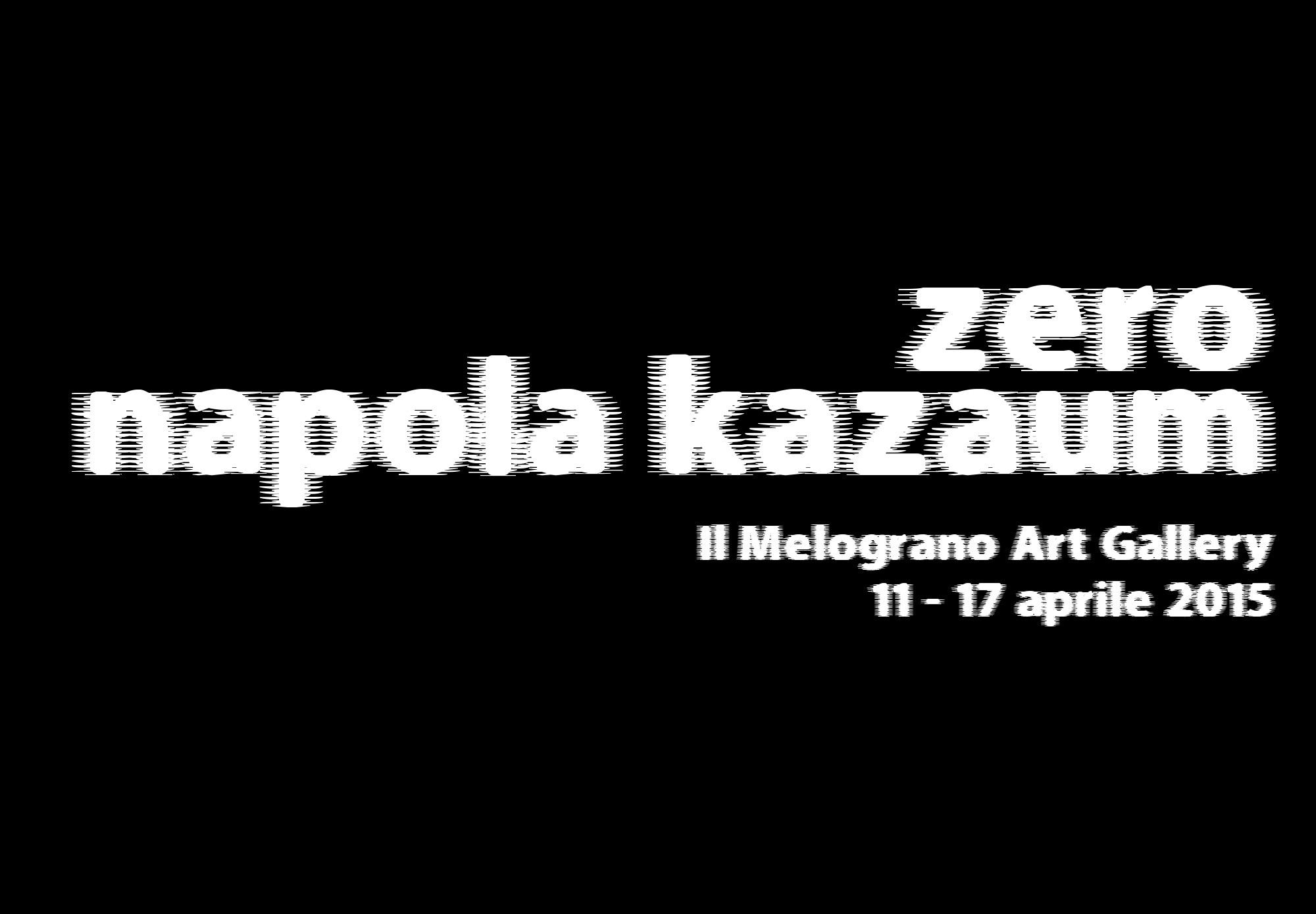 Napola Kazaum Il Melograno Art Gallery