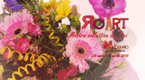 Mostra collettiva dell'Associazione Ro-Art – Il Melograno Galleria d'Arte – Livorno – 28/03 – 03/04