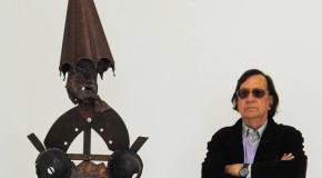 Le opere di Beppe Chiesa in mostra a Livorno presso L'oggetto RI-fiutato
