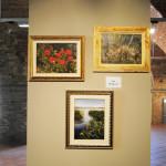 Graziella Ibba Mostra Uni Tre Fortezza Livorno