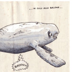 In-culo-alla-balena---dettaglio---2014---tecnica-mista-su-carta-antica---21x29circa