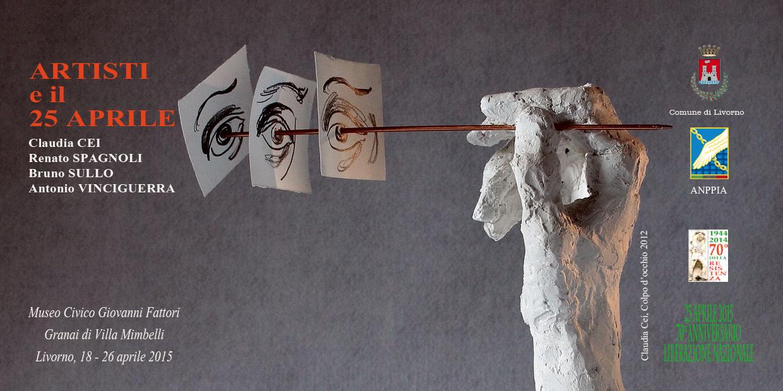 Livorno 25 aprile museo Fattori