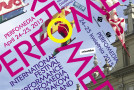 Mauro Andreani e Paolo Bottari – Artisti Paralleli a  PERFOMEDIA 2015 – Cracovia – 24 e 25 aprile