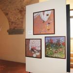 Pier Paolo Macchia Mostra Uni Tre Fortezza Livorno