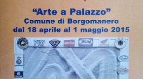 Pierangelo Bertolo – Arte a Palazzo – Borgomanero – 18/04 – 01/05