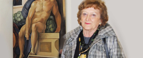 Maria Teresa Bini sarà al Premio Rotonda Livorno 2015