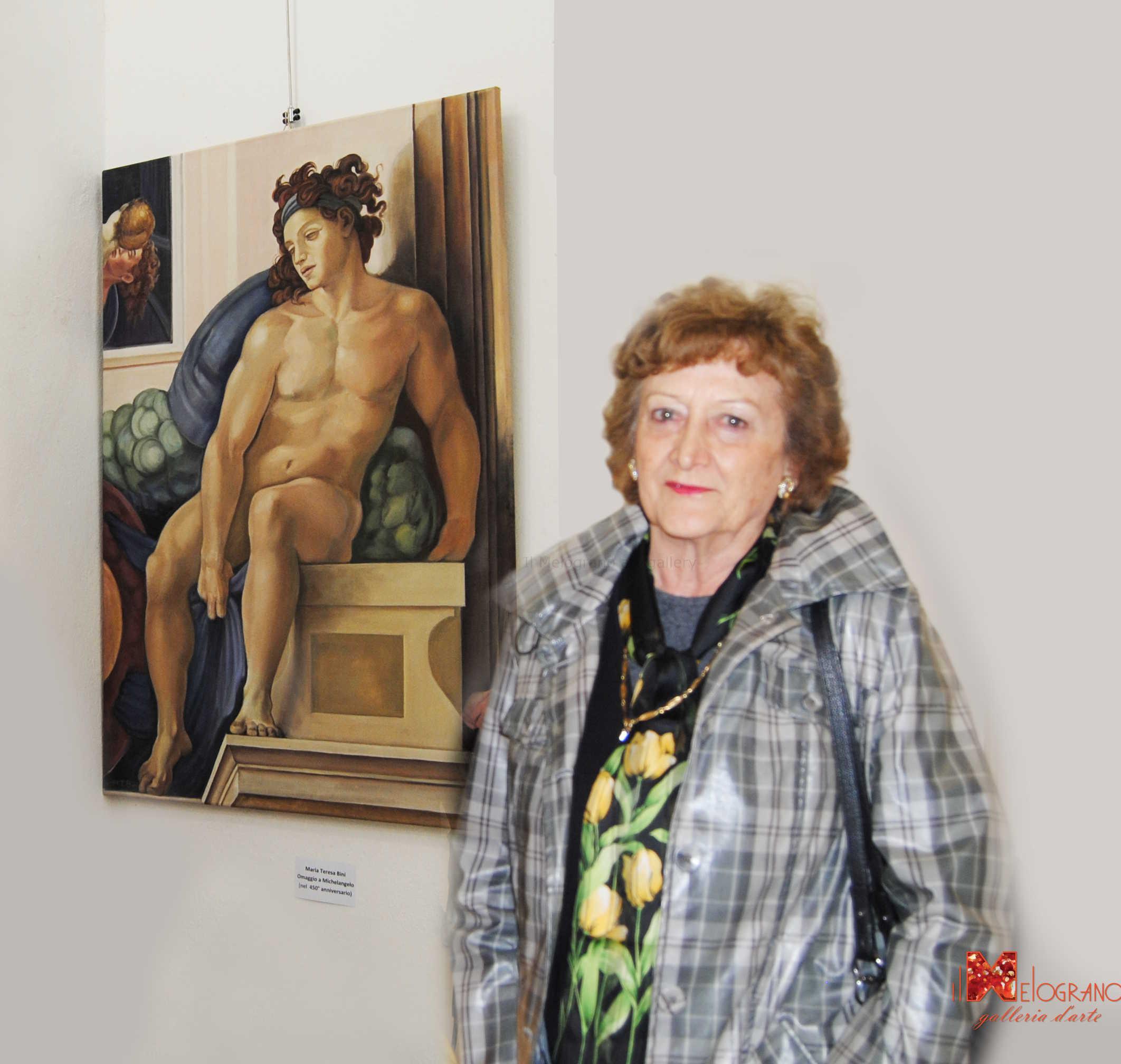 Maria Teresa Bini Premio Rotonda 2015