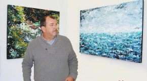 Maurizio Bellucci partecipa al Premio Rotonda Livorno 2015