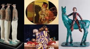 Antonio Bobò, Renzo Galardini, Giuseppe Gavazzi, Paolo Staccioli – Galleria Athena – Livorno – 30/05 – 20/06