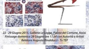 Aldo Claudio Medorini e Silvio Amato – Nautismo – Assisi – 22/06 – 29/06