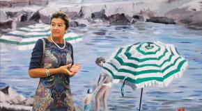 Bianca Manis partecipa al Premio Rotonda Livorno 2015