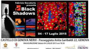 Fabrizio Gavatorta – Black Shadows – Genova – 04/07 –