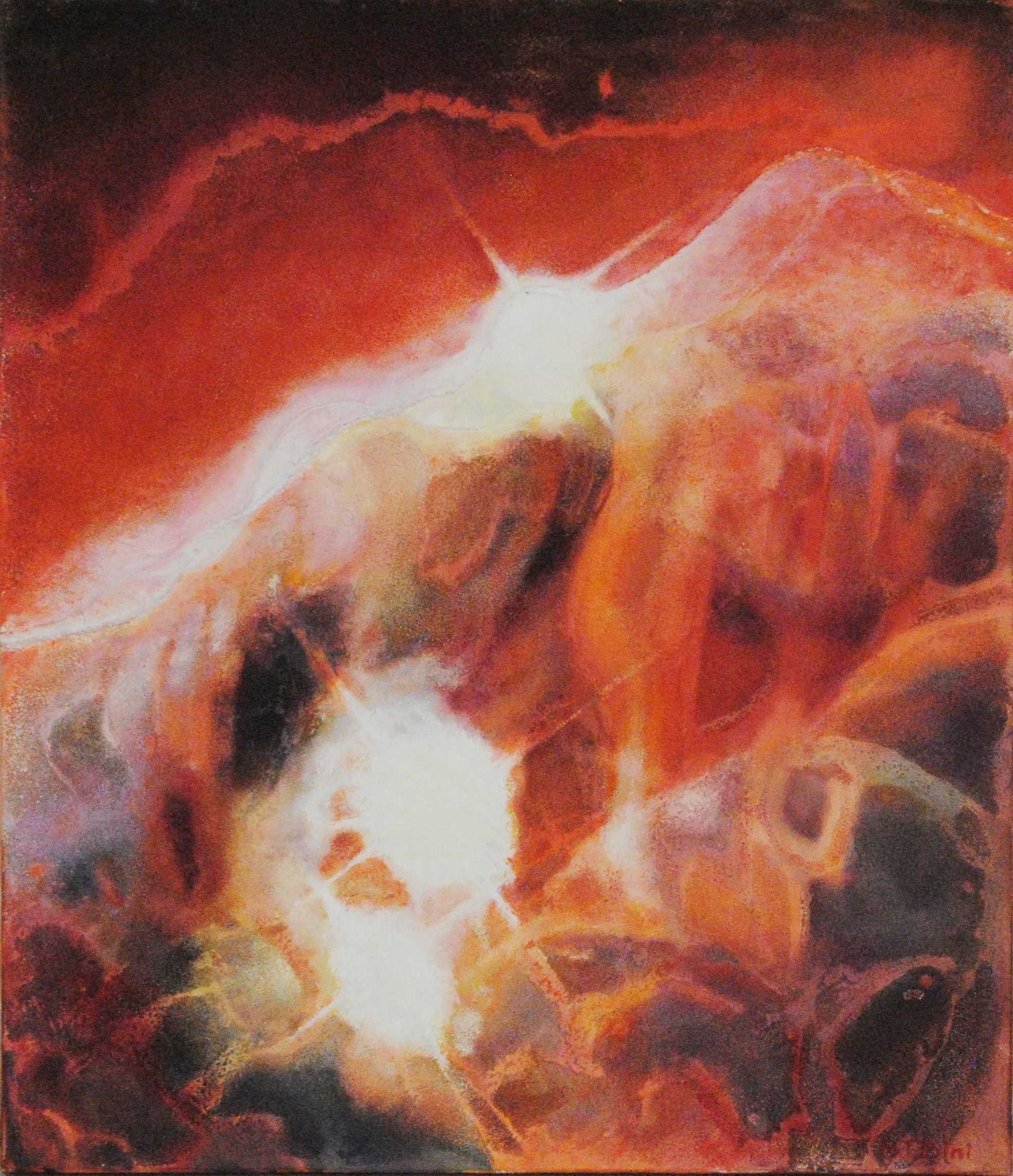 Maria Teresa Bini Cone Nebula