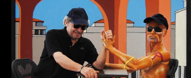 Massimo Bernardi partecipa al Premio Rotonda Livorno 2015