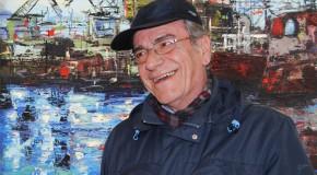 Maurizio Lucarelli partecipa al Premio Rotonda Livorno 2015