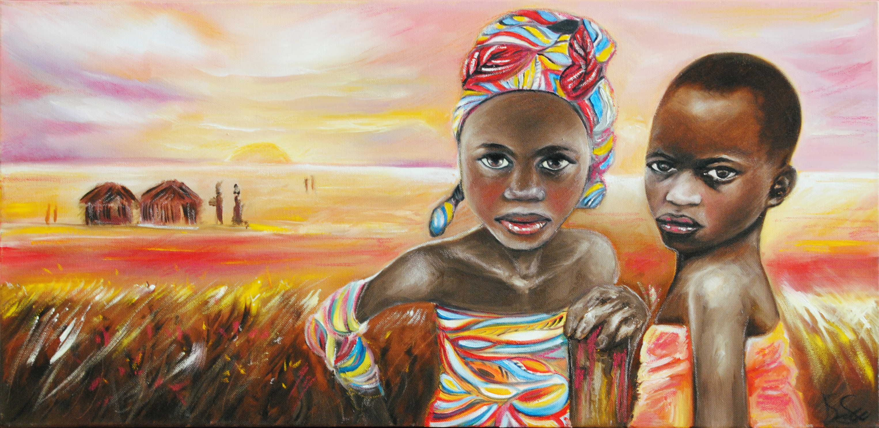 Silvia Segnan -  La nostra Africa