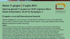 Corruzione Capitale – Arte Contemporanea reattiva Roma – 11/06 – 05/07