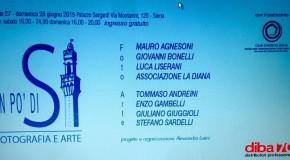 Fotografia e Arte a Siena al Palazzo Sergardi – 27 e 28 giugno