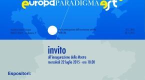 EuropaParadigmaEst 3 – Trieste – 22/07 – 30/11