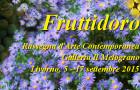 Fruttidoro 2015 – Al via la selezione per la rassegna autunnale del Melograno