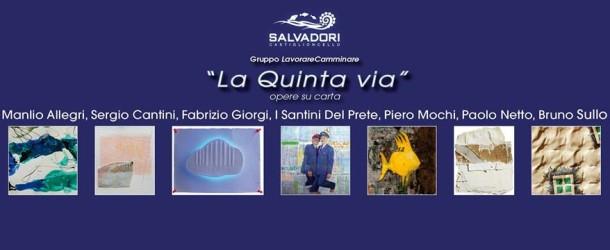 """""""La quinta via"""" – Gruppo LavorareCamminare – Castiglioncello – 01/08 13/08"""