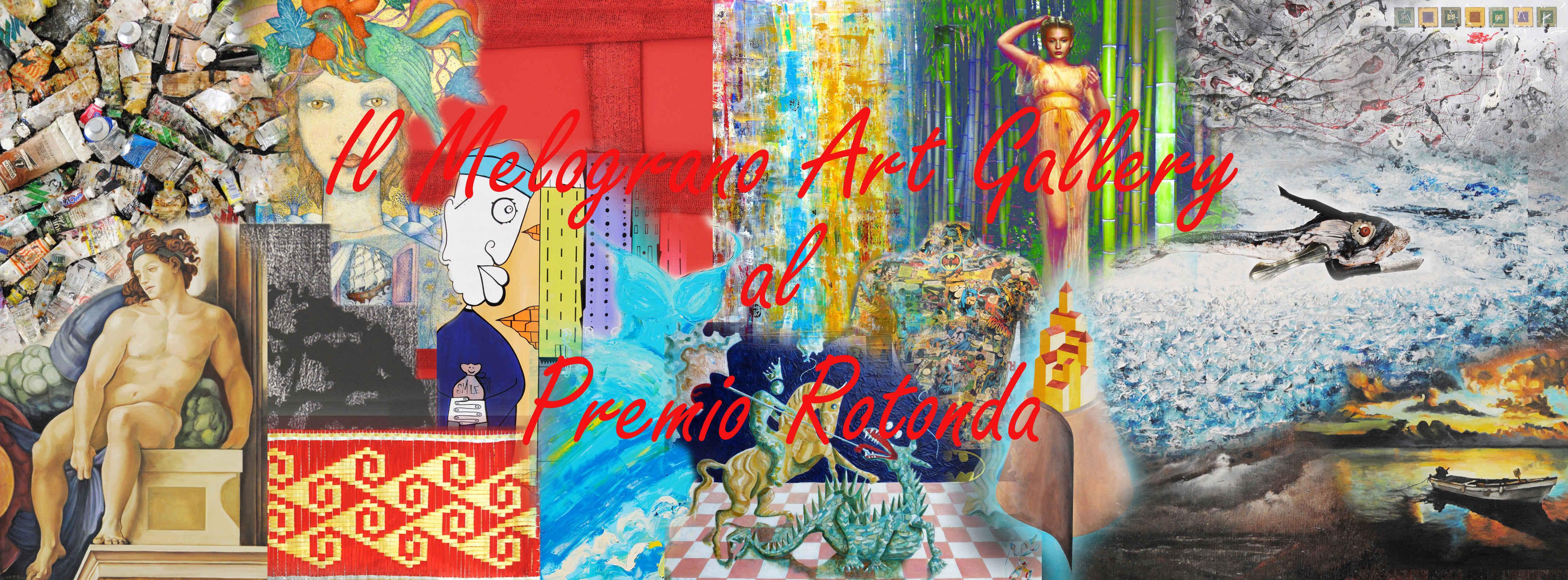 Il Melograno al Premio Rotonda 2015