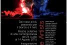 Dal rosso al blu passando per il bianco e il nero – Mausoleo della Bela Rosin – Torino 24/07 – 14/08
