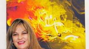 Lizbeth Woodman Casalino partecipa al Premio Rotonda Livorno 2015