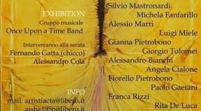 Tra Arte e Natura – Mostra degli artisti ACTA – Tecchiena -18/07