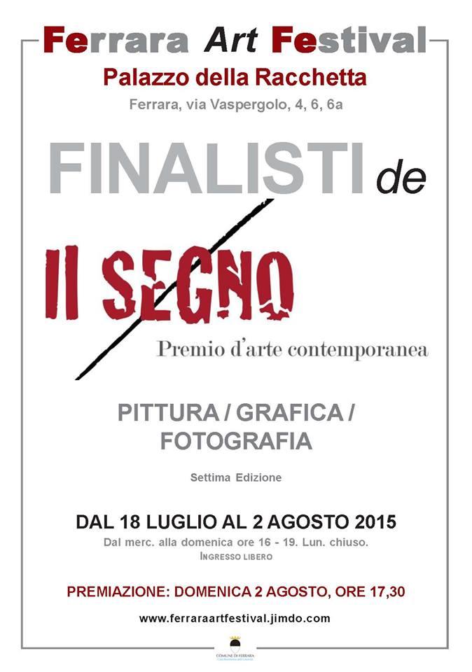 Premio Il Segno Carolina Art Desing