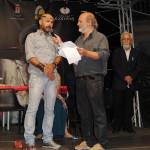 Diego Magliani Premiazione Rotonda 2015