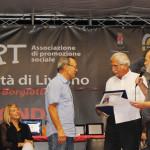 Ermanno Palla Premiazione Rotonda Livorno 2015