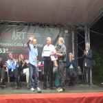 Ermanno Palla Premiazione Rotonda Livorno 2015 (2)
