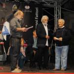 Francesco borrelli Premiazione Rotonda 2015